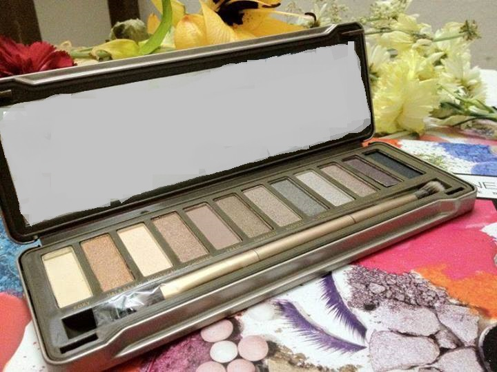 Urban Decay Naked 2 Palette by Voguemagic.com