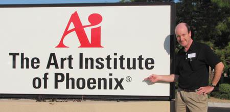 Gurney Journey Art Institute Of Phoenix - The art institute game design