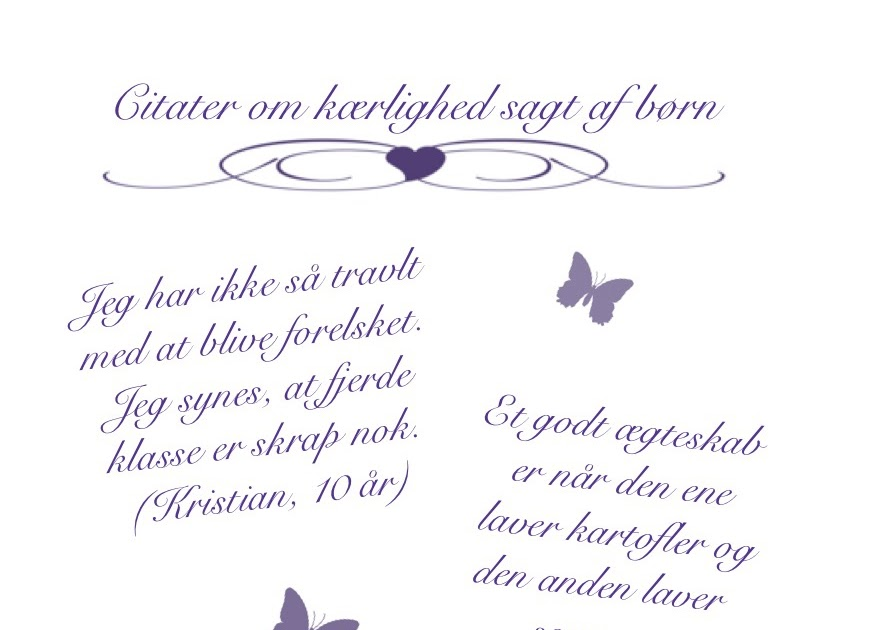 citater om bryllup
