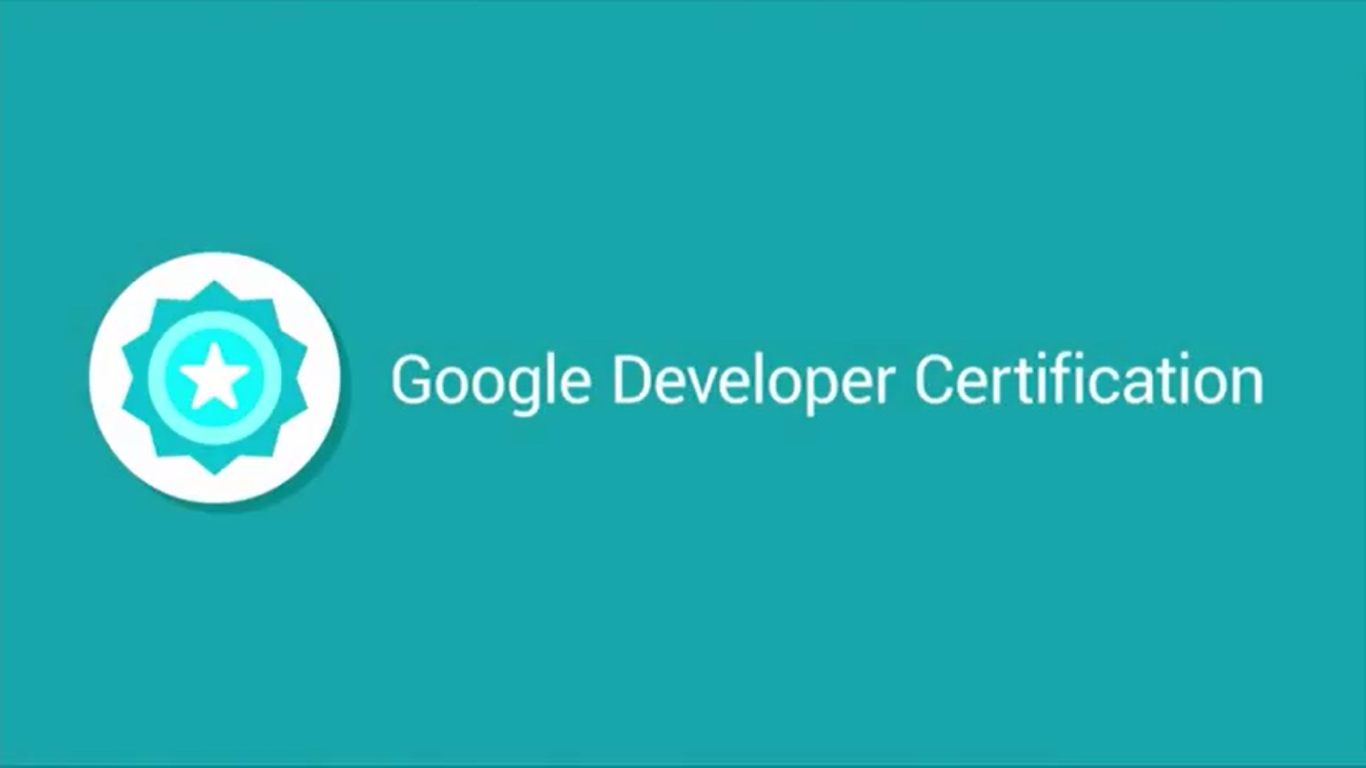 Google Starting Android Developer Certification To Mastery