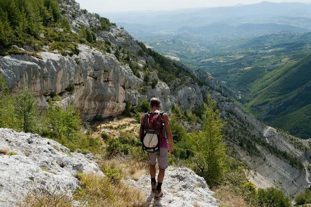 Sentiero valle Avello