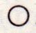 Вязание цепочки из воздушных петель. Обозначение воздушной петли в схемах.