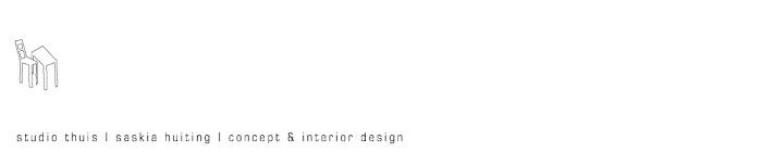 studiothuis | saskia huiting | concept & interior design