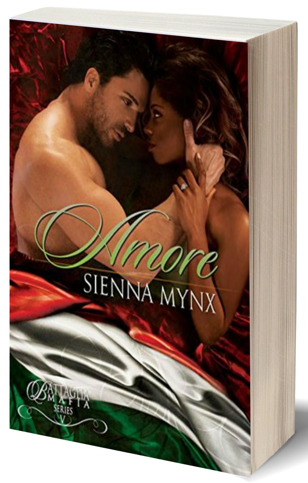 #BookReview: Amore (Battaglia Mafia #5) by Sienna Mymx