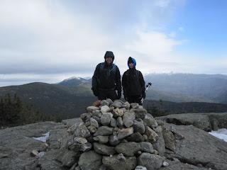 Mount Jackson Summit