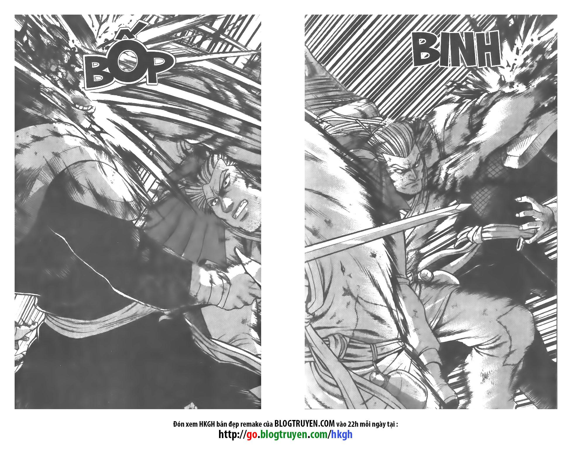 Hiệp Khách Giang Hồ chap 288 Trang 12 - Mangak.info
