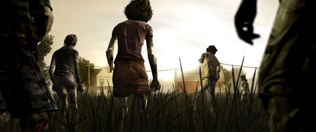 The Walking Dead PS Vita Launch Trailer