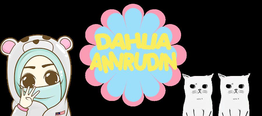 Dahlia Amirudin
