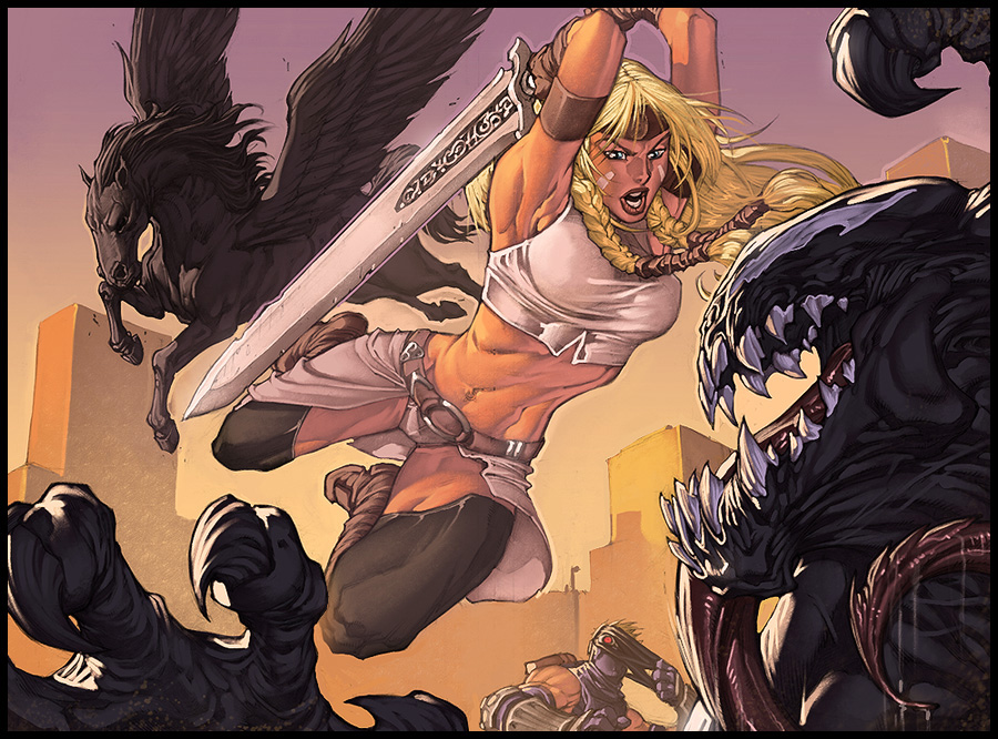 Valkyrie (Marvel Comics) Character Review
