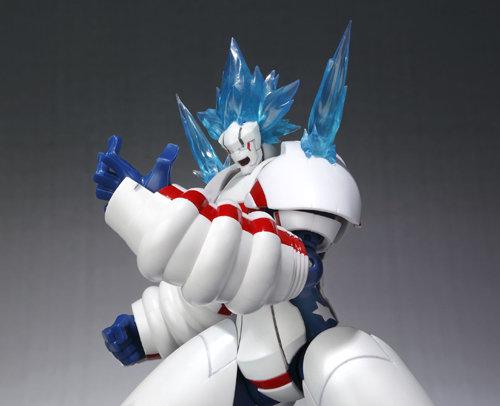 Heroman action figure