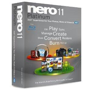 NERO 11 Platinum HD   (1 DVD)