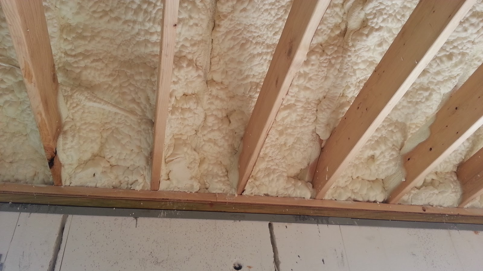 Insulated Concrete Forms Tf Systems House Spray Foam