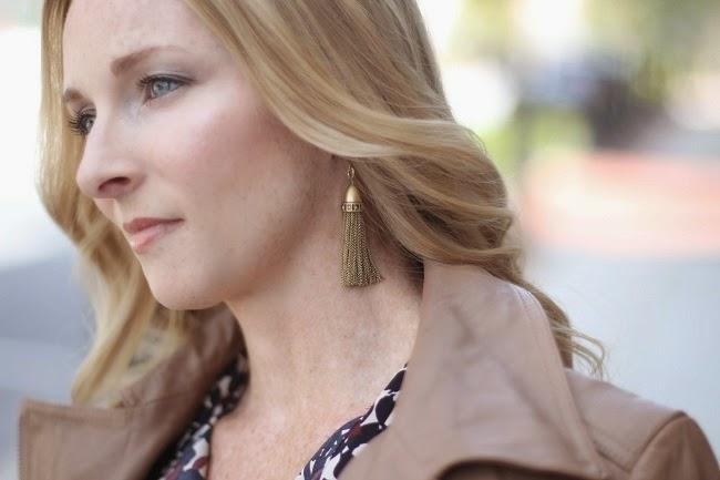 jcrew tassel earrings