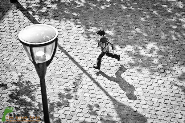 Über den eigenen Schatten springen
