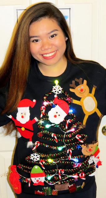 Image diy ugly christmas sweater download