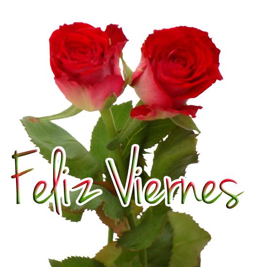 BANCO DE IMAGENES GRATIS: Mensajes de ¡Feliz Viernes!, Feliz Día y