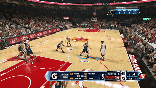 NBA 2K14 Full Version PC 3