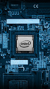 Oct (intel chip iphone wallpaper)