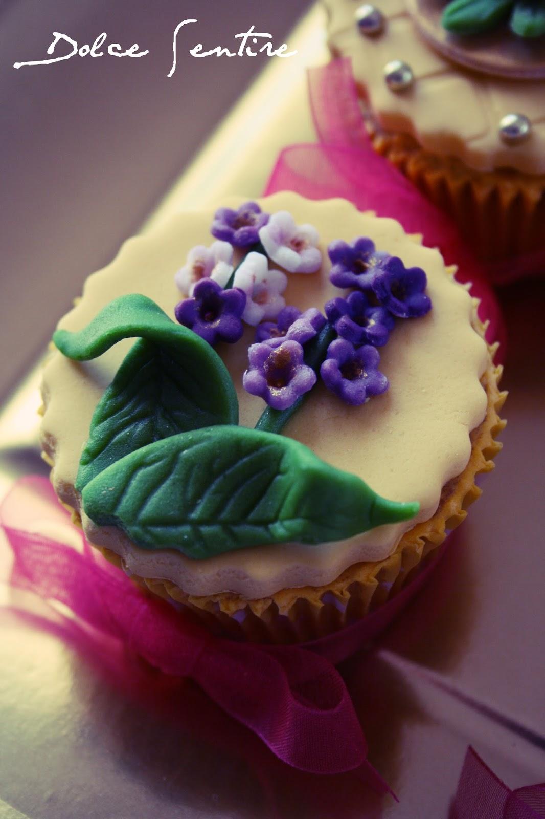 Cupcake de avellanas