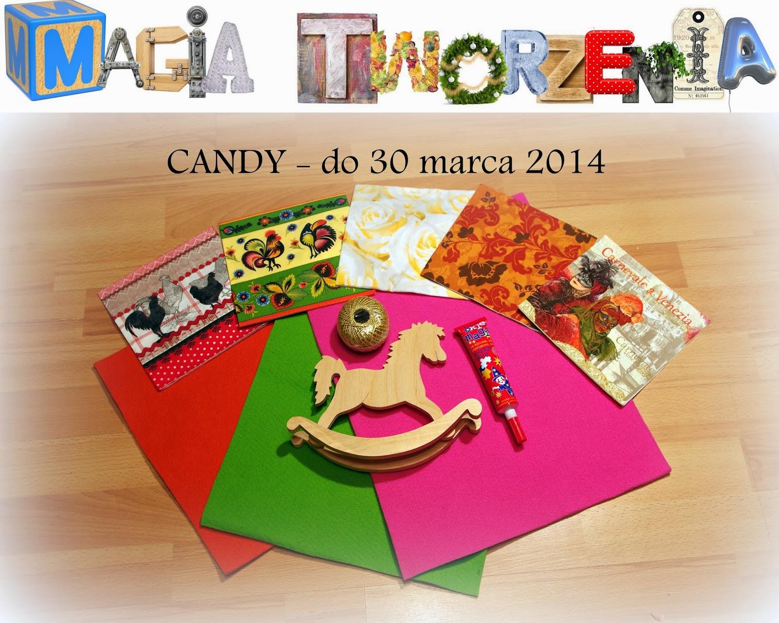 Candy w Magii Tworzenia