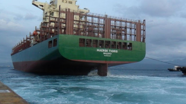 MV Maersk Tigris