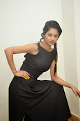 Monika singh sizzling photos in black-thumbnail-3