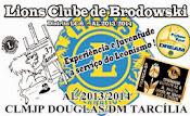 VISITE O SITE DO LIONS CLUBE DE BRODOWSKI