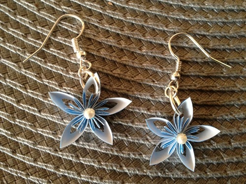 How to make japanese paper flower jewelry tutorial the beading how to make japanese paper flower jewelry tutorial the beading gems journal mightylinksfo