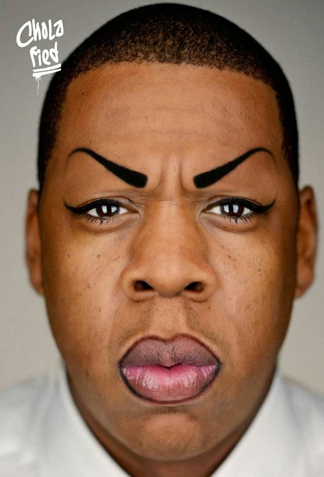 Jay Z aka Chola HOVA – Kim K Sit Yo @ss Down