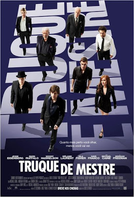 Download Truque de Mestre BDRip Dublado e Legendado