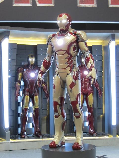 Iron Man 3, Tony Stark Hadir Dengan Kostum Baru