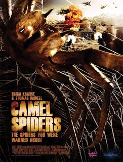 Ver Camel spiders (2011) Online