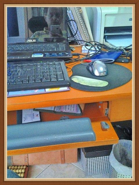 bureau de Thierry Roget