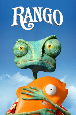 Rango 2011 Movie Poster