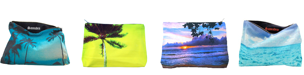 Samudra Beach Clutch