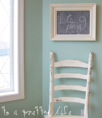 farmhouse, distressed, painted, wood, kitchen, aqua