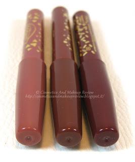 PuroBIO - All Over Lipstick n. 24, 25, 26 - tappo