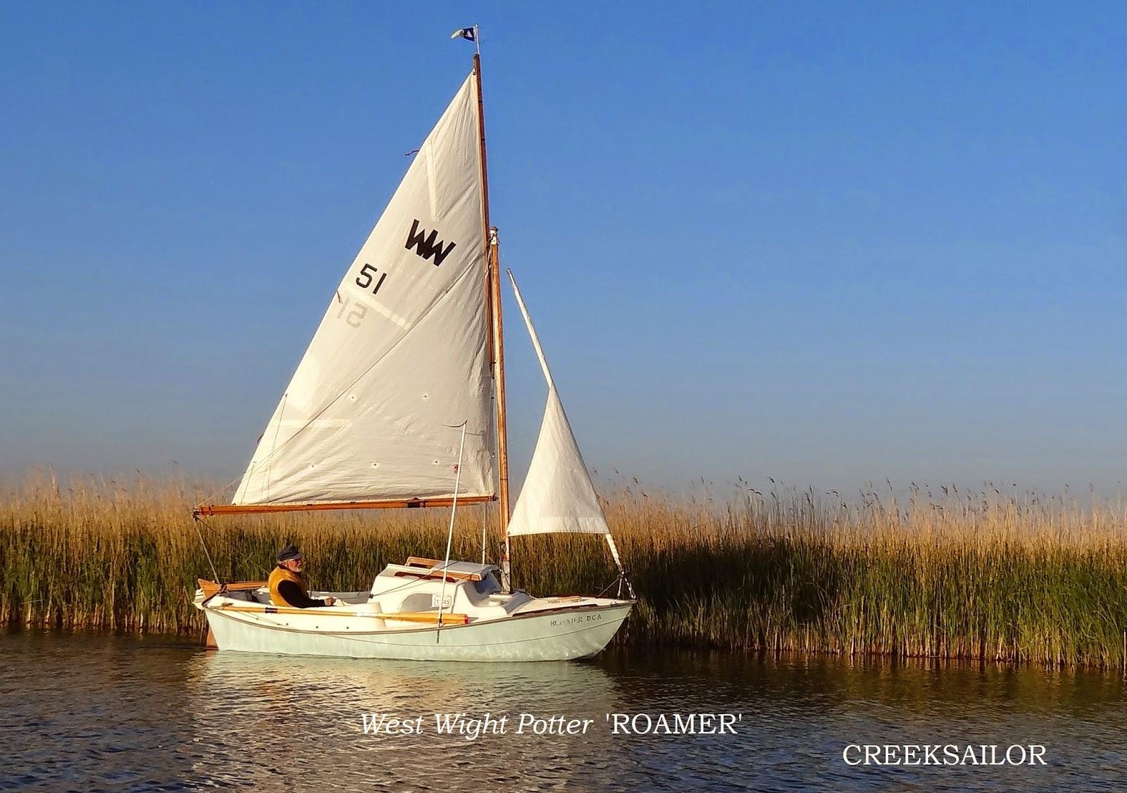 Creeksailor West Wight Potter