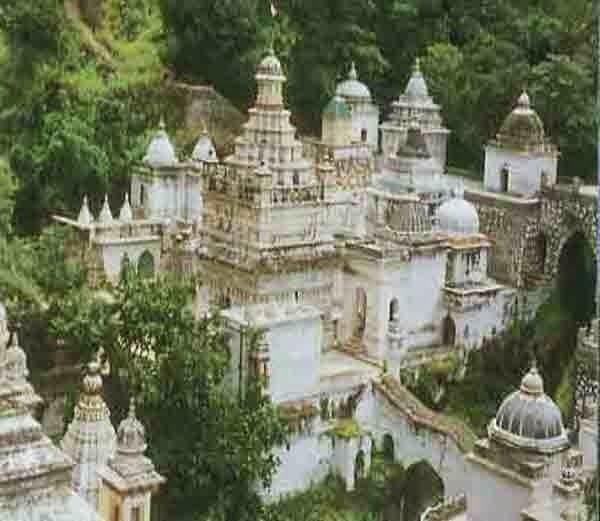 मुक्तागिरी जैन मंदिर, मध्यप्रदेश (Muktagiri Jain Temple, Madhy Pradesh)