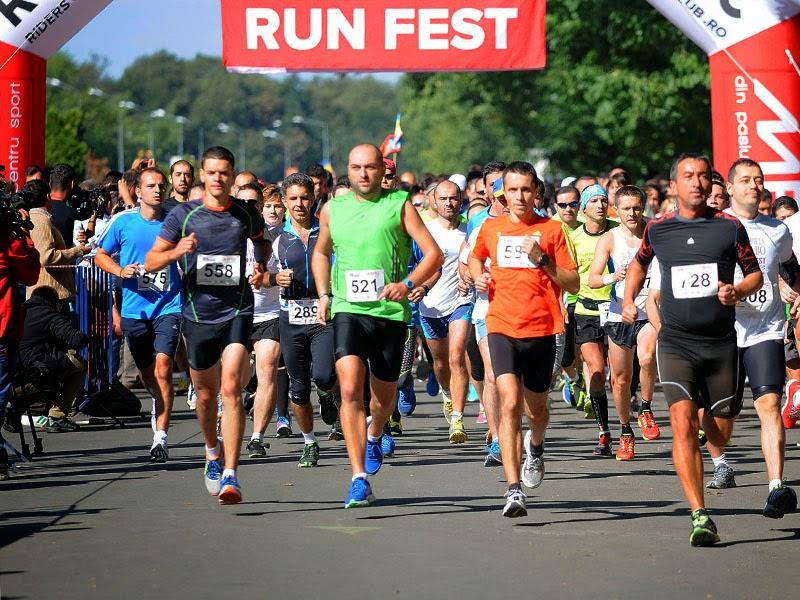 Invitaţie la RUNFEST, eveniment de alergare în natură. 20 Septembrie 2014, Pădurea Băneasa, Bucureşti. Start
