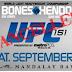 UFC151. Cancellato!!!