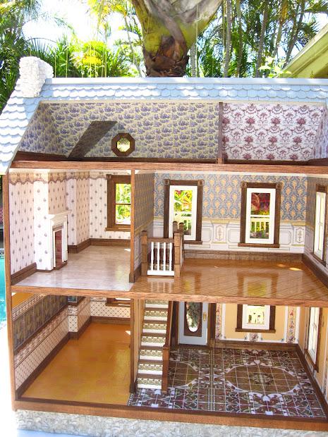 dollhouses robin carey east