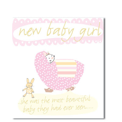 new baby girl birthday age cards liz and pip ltd