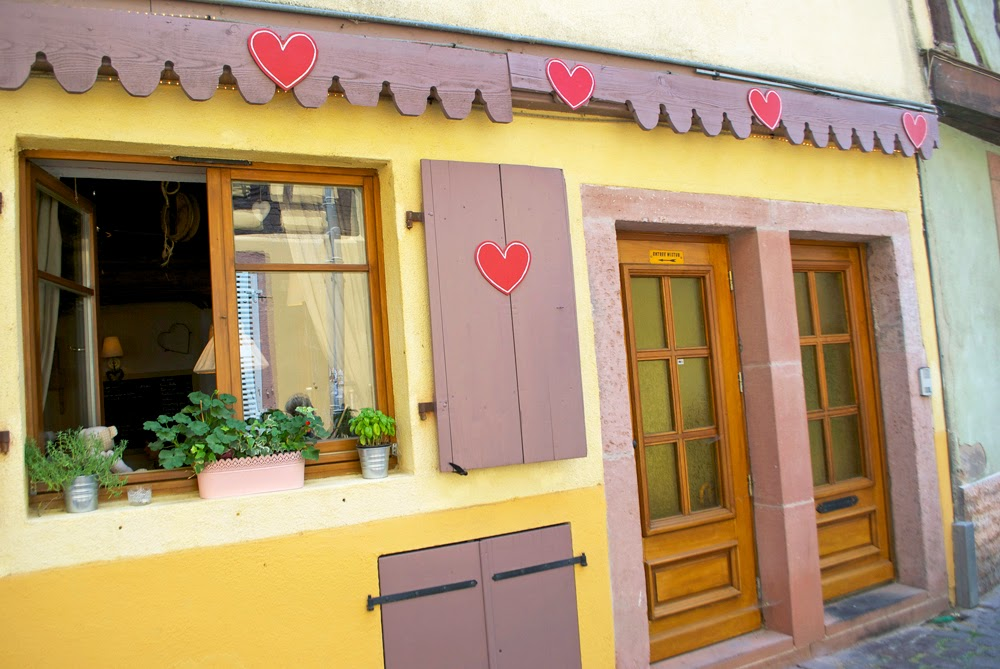 hearts in colmar