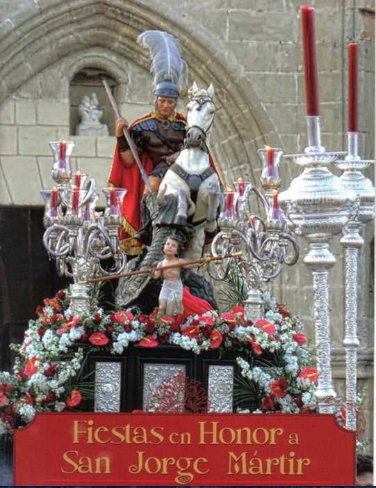 San Jorge. Protección
