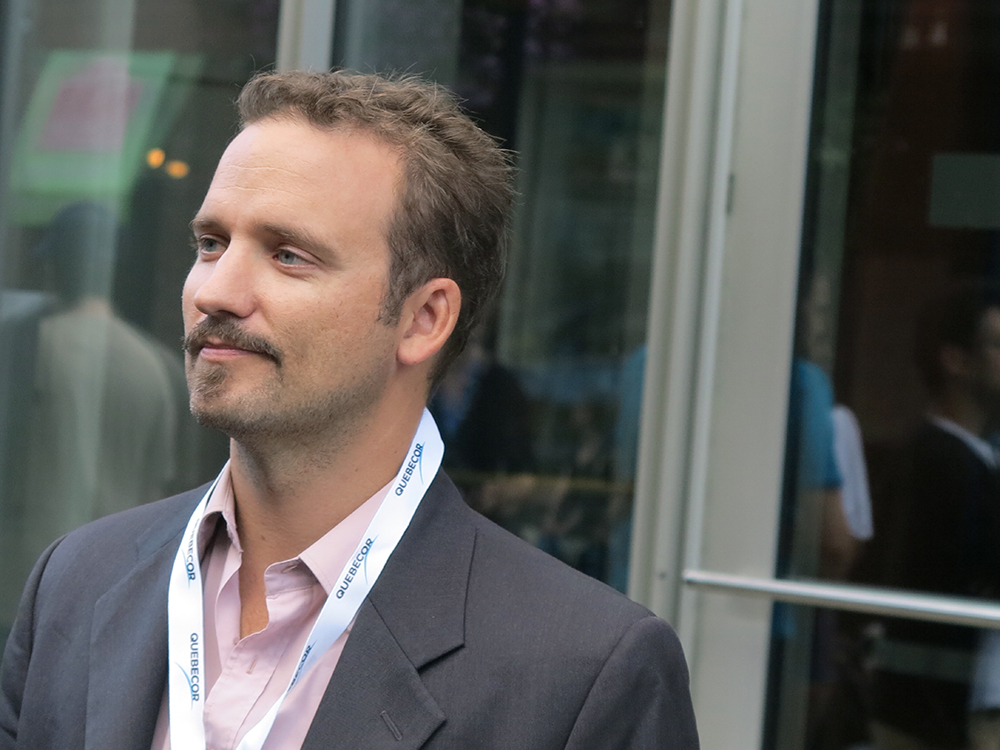 Alexandre Trudeau Points of View Alexandre Trudeau featured at the
