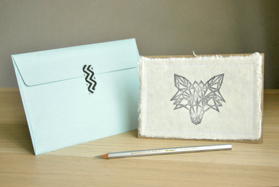 mint envelope