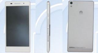 Harga Huawei P6-U06 Bulan Mei 2013 dan Spesifikasi Lengkap