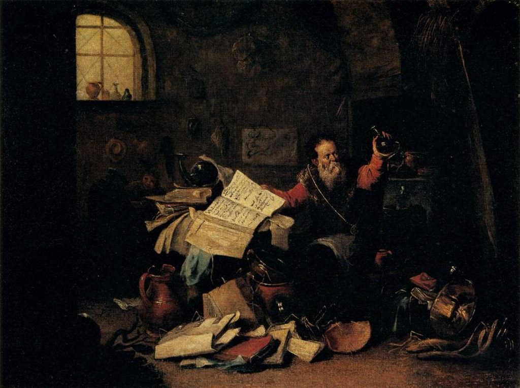 Grillot de Givry - Le Musée des Sorciers, Mages et Alchimistes