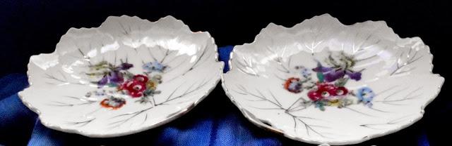 Platos de porcelana Inglesa